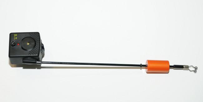Der E.T. Ultimate Backbiter MK2 ist ein klassischer Dropoff-Bissanzeiger.