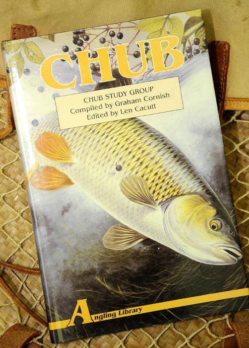 Chub - von der britischen Chub Study Group aus dem Jahre 1994. (Fotos: W. Kalweit)