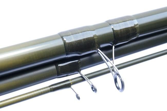 Die Trotter ist mit zahlreichen Langsteg-Matchringen ausgestattet.