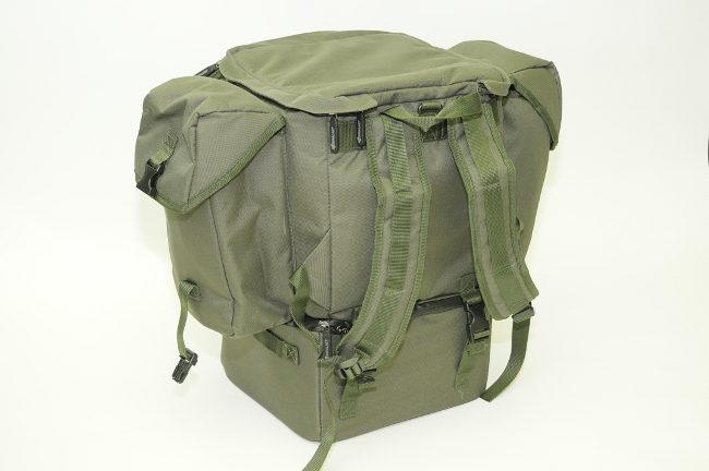 Der Tragekomfort des Rucksacks ist absolut in Ordnung (Das ist bei vielen anderen Rucksäcken leider nicht so!).